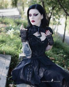 Exhilarating Jewelry And The Darkside Fashionable Gothic Jewelry Ideas. Astonishing Jewelry And The Darkside Fashionable Gothic Jewelry Ideas. Bad Fashion, Gothic Fashion, Fashion Outfits, Fashion Tips, Fashion Clothes, Style Fashion, Fashion Ideas, Goth Clothes, Gothic Girls