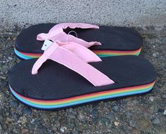 Back in the day we use to call these THONGS...