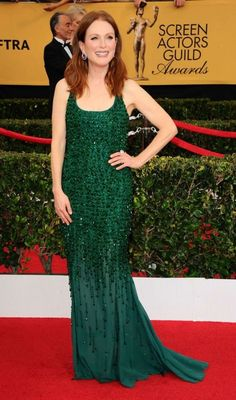 Julianne Moore – 21st Annual Screen Actors Guild Awards in LA