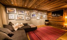 Montfort Lodge - luxury ski chalet in St Anton exclusively run by Kaluma Ski. 13 bedroom, centrally located chalet, sleeps up to Group ski holidays. Living Area, Living Spaces, St Anton, Jacuzzi Outdoor, Open Fireplace, Ski Chalet, Open Plan Living, Skiing, Saints