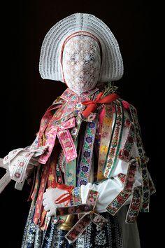 A Sorbian folk costume byIwajla Klinke