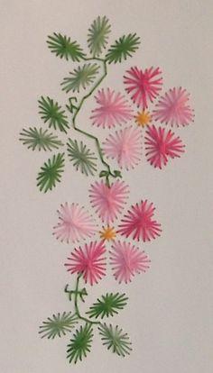 Beautiful Embroidery . / Belos Bordados.