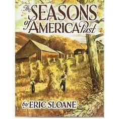 Eric Sloane - Seasons of America