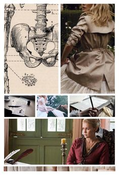 """""""Doctor Joan Watson"""" by ellie-288 ❤ liked on Polyvore featuring art"""