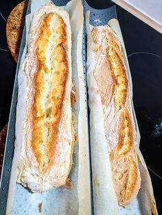 Baguette magique, facile et rapide – Trucs de mère geek Gateau Choco Caramel, Ciabatta, Hot Dog Buns, Cooking, Desserts, Slytherin, Loaf Bread Recipe, Recipes, Homemade