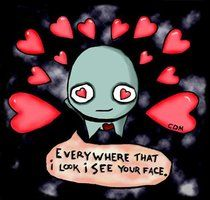 """Hahahaha! Sometimes.    Pon and Zi """"Everywhere"""" by ~metteec on deviantART"""