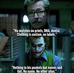 The Dark Knight Trilogy, Dna, The Darkest, Joker, Fictional Characters, The Joker, Fantasy Characters, Jokers, Comedians
