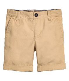 821579faf Chino Shorts   H&M Kids Toddler Beach, Toddler Boys, Kids Shorts, Men Shorts