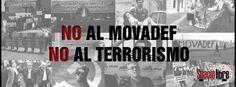 En Spacio Libre rechazamos cualquier acto de violencia. En ese sentido repudiamos al Movadef, brazo político de Sendero Luminoso. #NoalTerrorismo - #NoAlMovadef