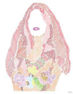 Un conjunto de líneas que poco a poco revelan una imagen: un dibujo, un retrato, una ola.Esta es la técnica que Jimena Montemayor, mejor conocida como JIMO, desarrolla: líneas claras y separadas que forman un dibujo; líneas que parecen electrificadas son las que caracterizan su obra. Jimena Montemayor es una artista mexicana con estudios en …