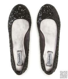 7. #Sequin Ballet Flat - 8 #Fabulous Flats under $20 ... → Shoes #Shoes