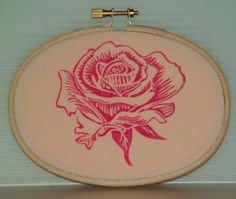 A personal favorite from my Etsy shop https://www.etsy.com/listing/110166034/rose-linocut-edwardian-steampunk-lurid
