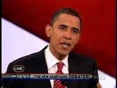 Barack Obama:  Yes We Can (2008)