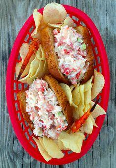Crab Rolls and Sliders Recipe