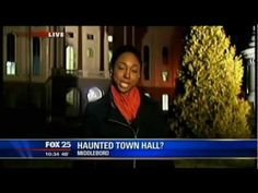 Haunted Towns, Most Haunted, Ghost Videos, Ghost Hunters, Town Hall, Paranormal, Creepy, Fox, News