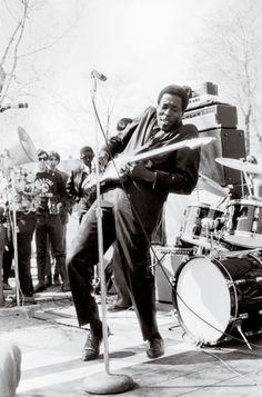 Buddy Guy, 1967.