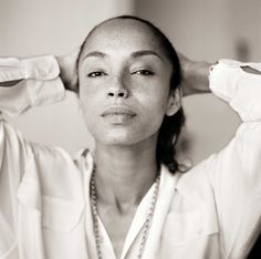 """""""""""I only make records when I feel I have something to say. I'm not interested in releasing music just for the sake of selling something. Sade is not a brand."""" Happy birthday to the iconic Sade Adu. Quiet Storm, Marvin Gaye, Easy Listening, Yasmina Rossi, Sade Adu, Hip Hop, Faye Dunaway, Diamond Life, Lesage"""