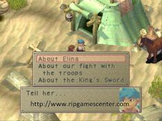 Free Download Breath Of Fire IV PC  Games