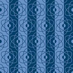 nuclear winter twilight fabric by sef on Spoonflower - custom fabric