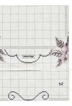 This Pin was discovered by Ilk Cross Stitch Borders, Cross Stitch Rose, Cross Stitch Alphabet, Cross Stitch Flowers, Cross Stitch Designs, Cross Stitching, Cross Stitch Embroidery, Cross Stitch Patterns, Blackwork