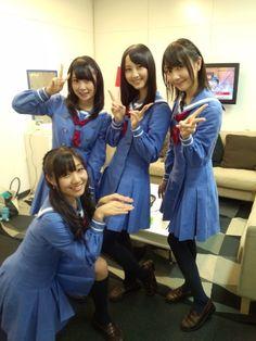 SKE48オフィシャルブログ: れな(両方・ω・さん) http://ameblo.jp/ske48official/entry-11359234322.html#main