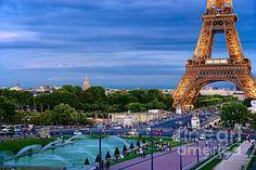 """""""Paris Memories"""" by fellow artist/photographer DJ MacIsaac."""
