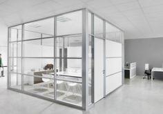 Trennwand tangens - ophelis, Transparenz oder Sichtschutz in Farbe