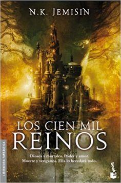 Los Cien Mil Reinos (Literatura Fantástica): Amazon.es: N. K. Jemisin, Manuel Mata: Libros