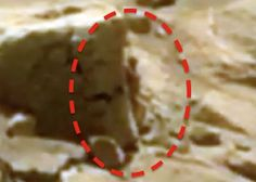 'Absolute proof of Life on Mars' - shock claim after 'alien found' in NASA image Les Aliens, Aliens And Ufos, Ancient Aliens, Paranormal, Mars Surface, Alien Proof, Proof Of Life, Creepy, Ancient Mysteries