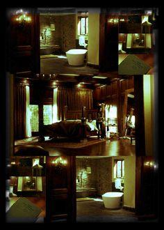 I love Damon's bedroom on vampire diaries