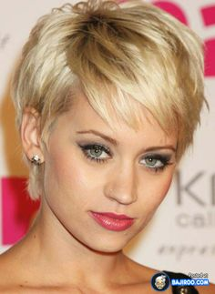 28 Pictures Of Trendy Hairstyles For Girls In 2013
