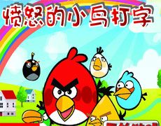 Angry Birds Typing   Juegos Angry Birds