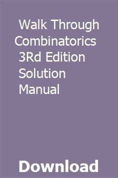 Solved: a walk through combinatorics 168 solution let f fn.