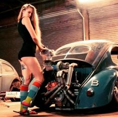 Blue Beetle, Beetle Bug, Vw Beetle Convertible, Up Auto, Hot Vw, Bus Girl, Cool Vans, Vans Girls, Vw Cars