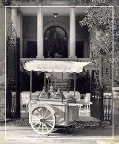 tren di nozze: Un'alternativa alla torta nuziale: il gelato!
