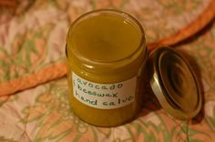 Avocado hand salve
