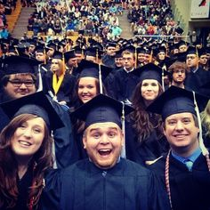 We did it! #lopergrad #unkgrad #unk Photo via Instagram user @brysondk Instagram Users, Management