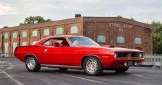 1970 Barracuda 440