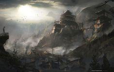 Tomb Raider 2013 - Scavenger Village