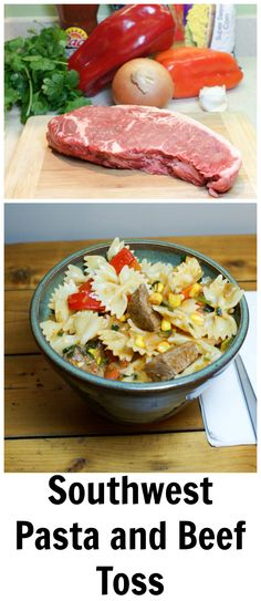 Easy, hearty, healthy and delicious! What more could you ask for in a recipe?