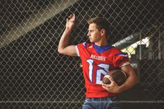 Award Winning Senior Photographer serving Kansas and Missouri Football Senior Pictures, Football Poses, Volleyball Pictures, Softball Pics, Cowboys Football, Senior Football Photography, Teen Photography, Boy Senior Portraits, Senior Photos