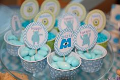 monsters inc party : candy cups