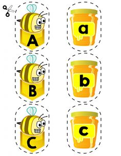 Free Letter Matching Activity                                                                                                                                                                                 More