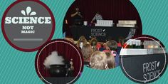 """On Friday, students experienced a special demonstration performed by the Patricia and Phillip Frost Museum of Science. With the theme """"science, not magic!"""" the students witnessed many experiments involving states of matter, as well as physical & chemical changes. Dry ice and colored fire were student favorites!"""