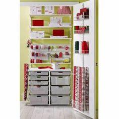 White elfa Wrapper's Dream Storage Solution | Other Home Decor | Gumtree Australia Wanneroo Area - Wangara | 1085261541
