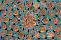 Jameh Mosque, Yazd.