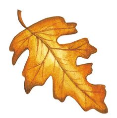 Another Autumnal Leaf!