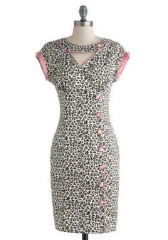 New Hot Spot Dress, #ModCloth