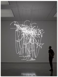 Slideshow:Cerith Wyn Evans at White Cube Bermondsey (image 1) - BLOUIN ARTINFO, The Premier Global Online Destination for Art and Culture | BLOUIN ARTINFO