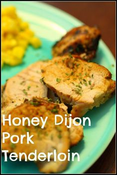 This Honey Dijon Pork Tenderloin Marinade Makes A Juicy Pork Tenderloin With Amazing Flavor Fixed